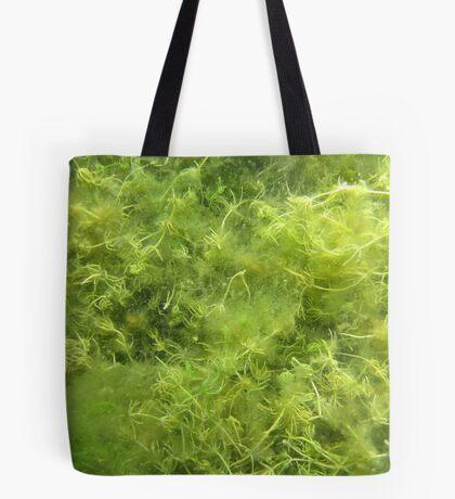 Underwater Vegetation 514 Tote Bag
