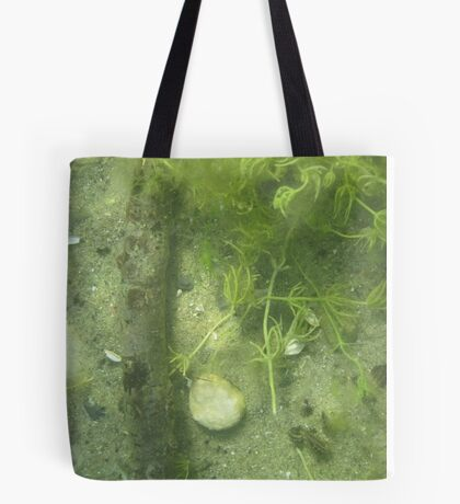 Seaweed Chicken Monster Tote Bag