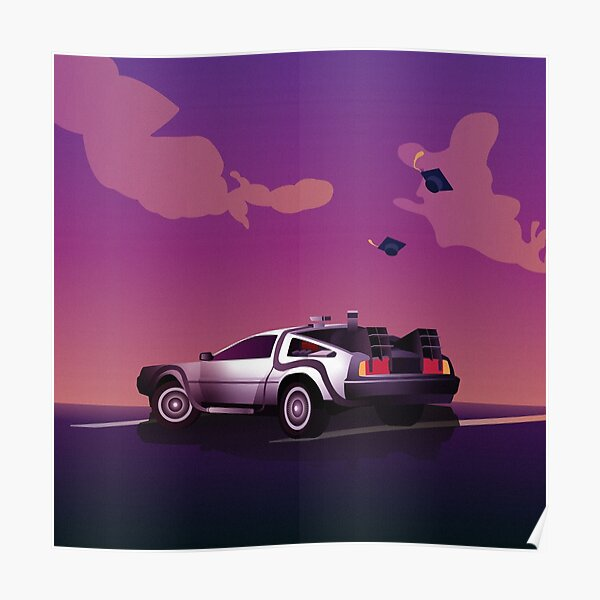 Kanye West - Graduation (Good Morning / Can't Tell Me Nothing) Poster Poster