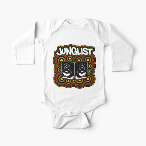 Junglist-SpeakersTargets Body manches longues