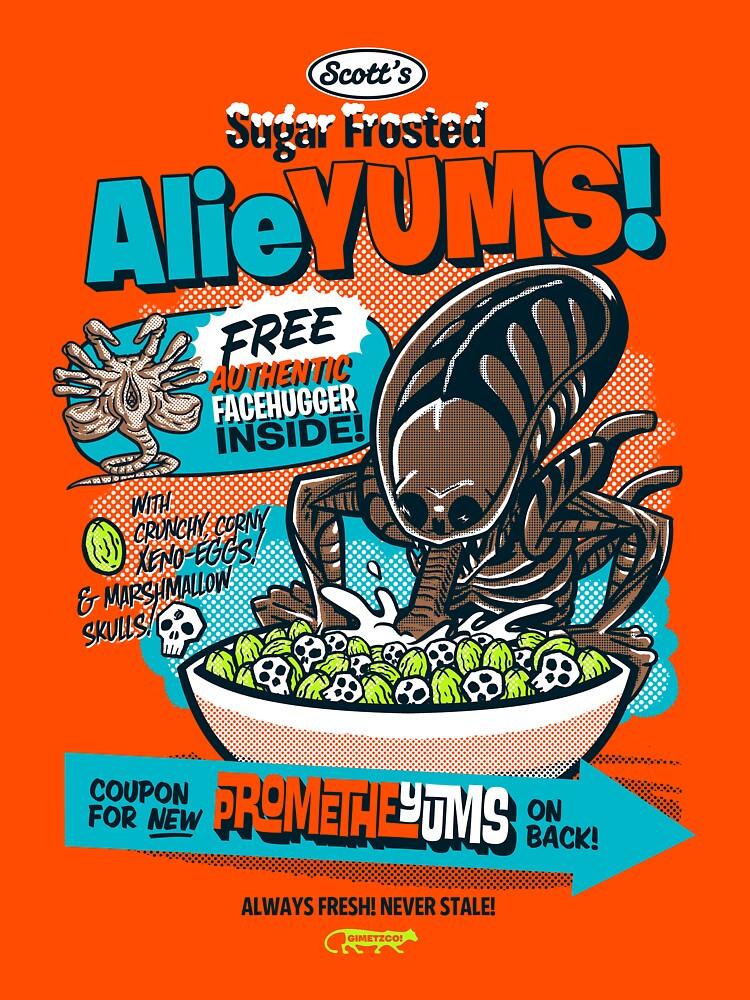 AlieYUMS!  | Unisex T-Shirt