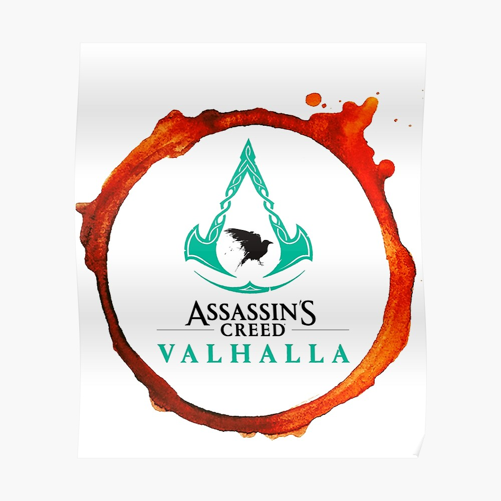 Assassin S Creed Valhalla Wax Seal Edition Poster By Thorosthor