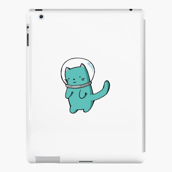 Astronaut Cat iPad Snap Case