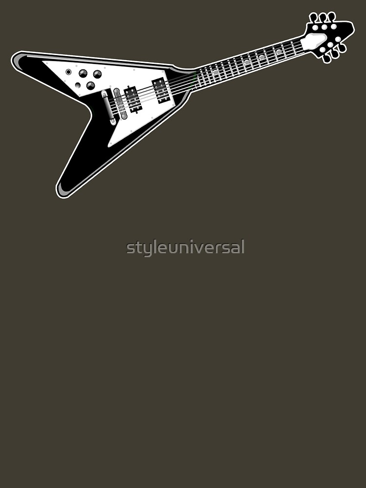 Guitar by styleuniversal
