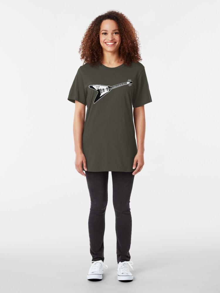 Alternate view of Guitar Slim Fit T-Shirt