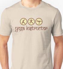 Yoga Instructor T-Shirt Unisex T-Shirt