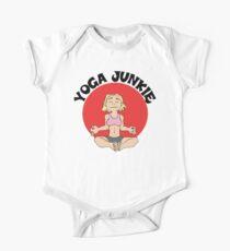 Funny Women's Yoga T-Shirt Kids Clothes