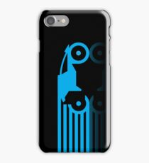Grid Riders case iPhone Case/Skin