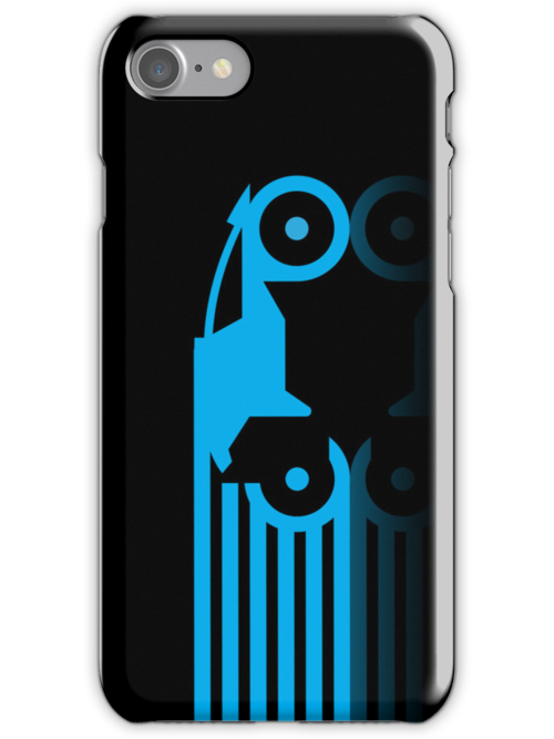 Grid Riders case by justinglen75