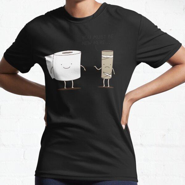 Paperwork Active T-Shirt