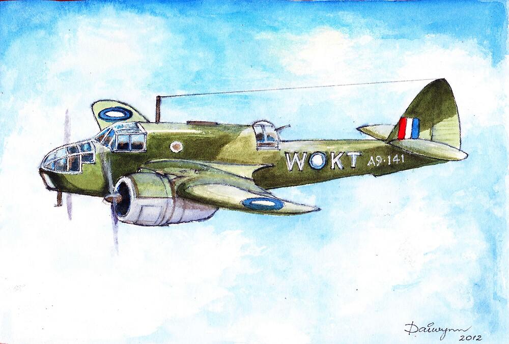 Beaufort Bomber by Dai Wynn