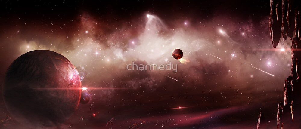 The Red Planet by charmedy