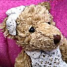 Grandma Bear in her lace by EdsMum