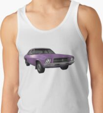 Holden HQ Kingswood - Purple Tank Top