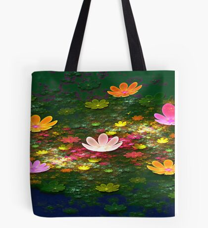 Colours of Spring Tote Bag