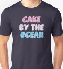 Cake by the Ocean Dark Unisex T-Shirt
