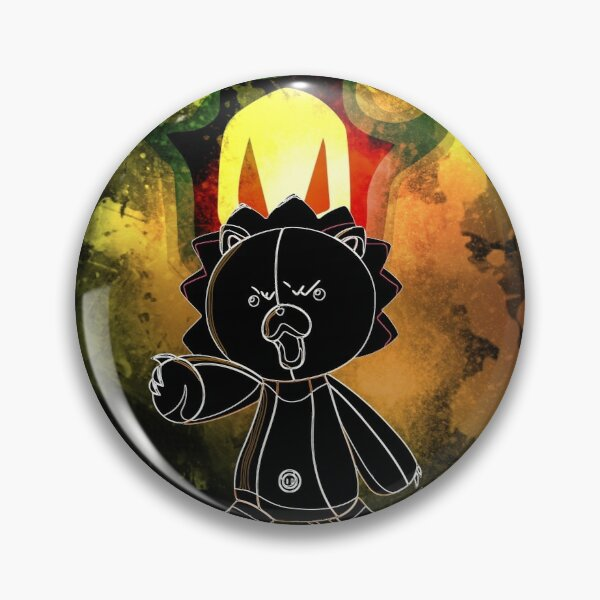 Artificial Soul Awakening Pin