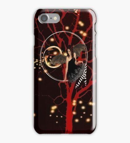 Fairy Dreams_closeup detail iPhone Case/Skin