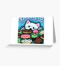 Bakery Greeting Card