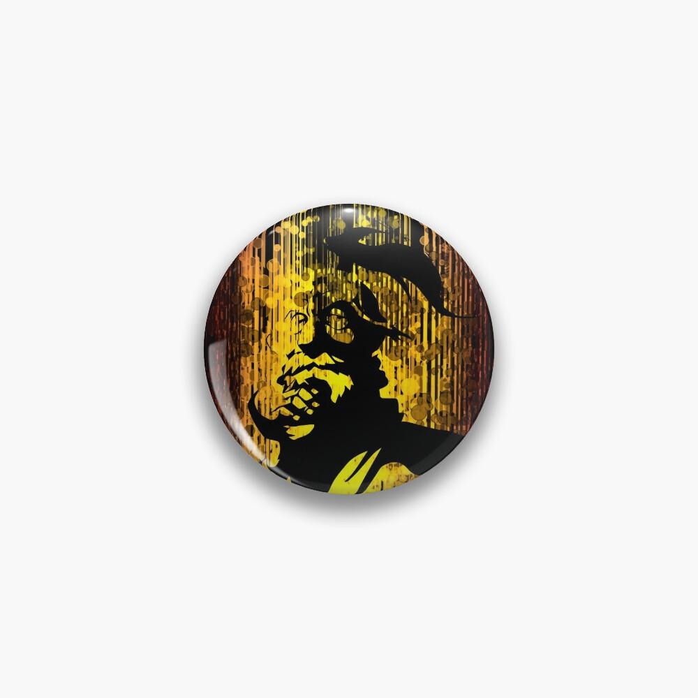 Netero Dark Side Pin
