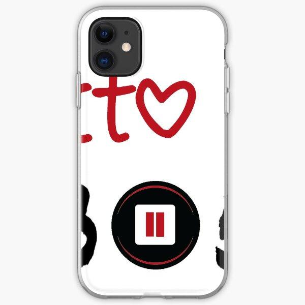 Adicto Salsa mando iPhone Soft Case