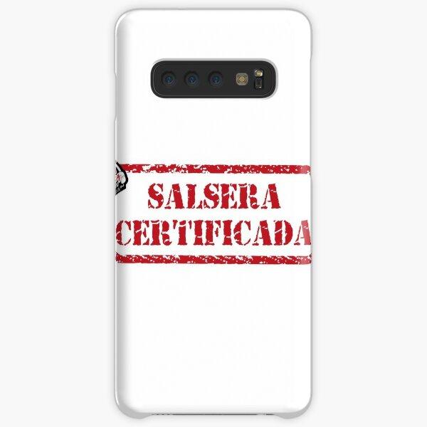 Salsera certificada - Salsa es la cura Samsung Galaxy Snap Case