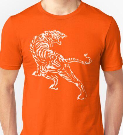 Tiger - White T-Shirt