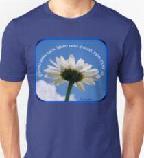 Faith Looks Up ~ Dance! Unisex T-Shirt
