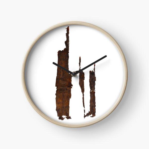 Silhouettes Horloge