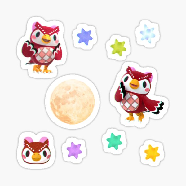 nouveaux horizons - pack celeste v1 Sticker