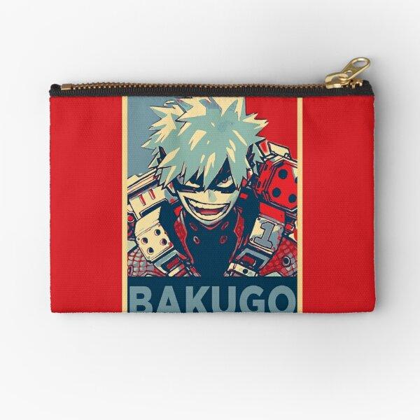 Katsuki Bakugo HOPE Zipper Pouch