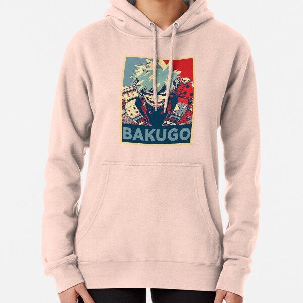 Katsuki Bakugo HOPE Pullover Hoodie