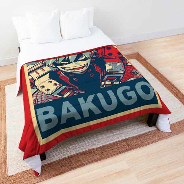 Katsuki Bakugo HOPE Couvre-lit