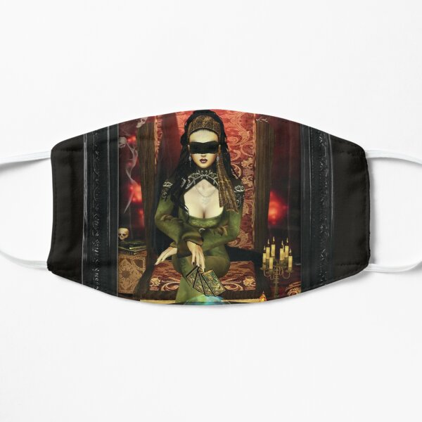 Fortune Teller Mask