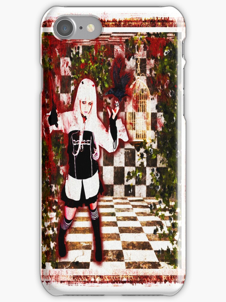 Bloody Lolita - iPhone by Gal Lo Leggio