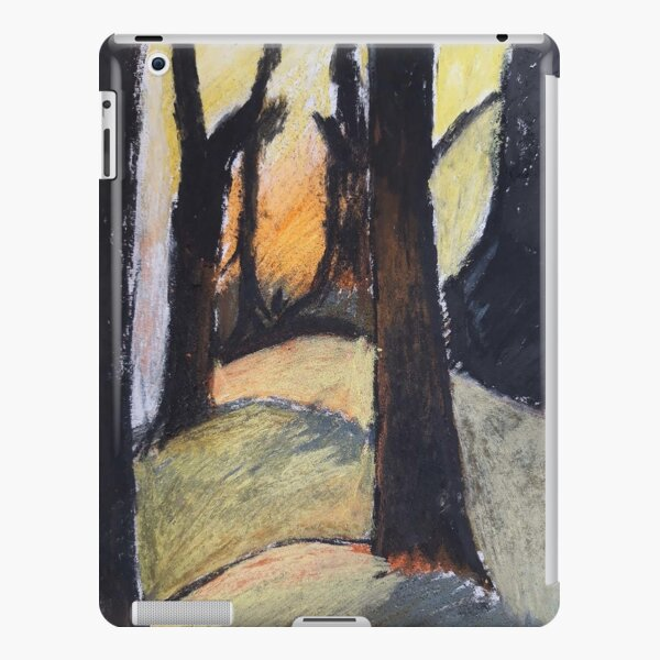 Forest and sunset iPad Snap Case