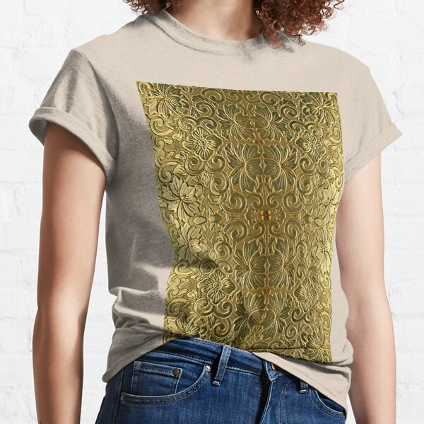 Decoration in Gold Classic T-Shirt