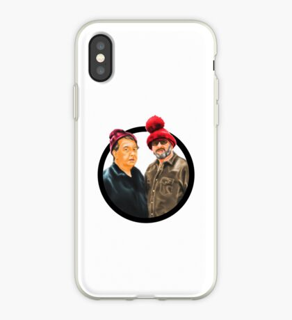 Radcliffe and Maconie iPhone Case