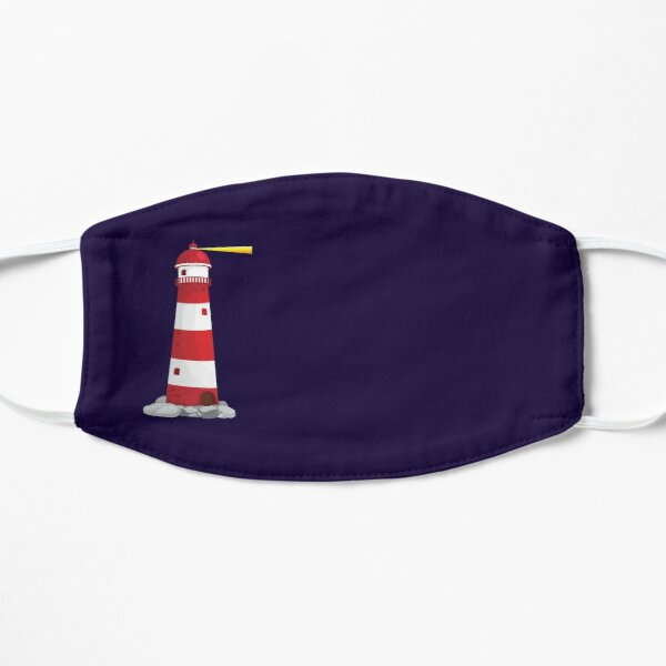 lighthouse Flat Mask