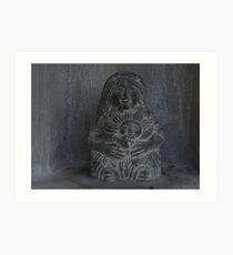 Sun Goddess - Diosa Del Sol Art Print
