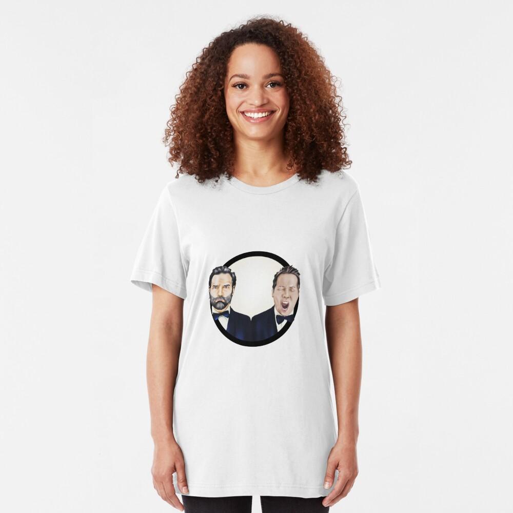 Adam and Joe Slim Fit T-Shirt