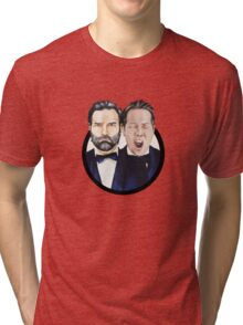 Adam and Joe Tri-blend T-Shirt