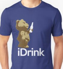 iDrink Ted T-Shirt