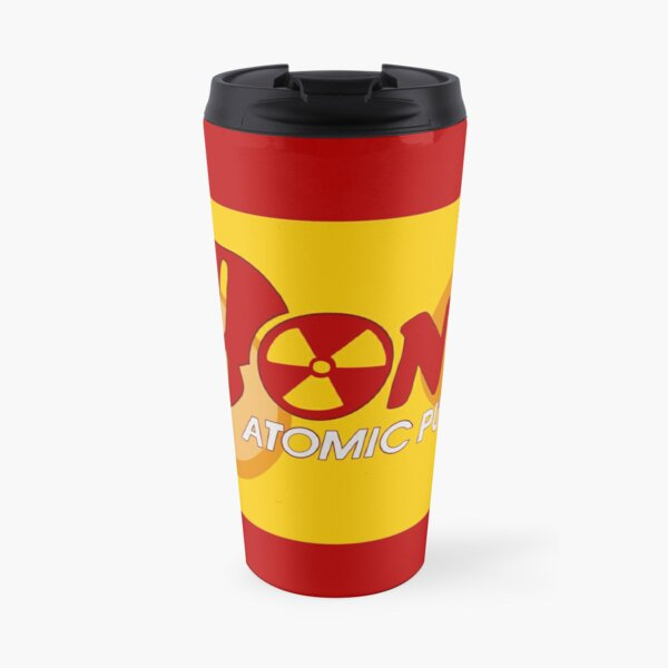 Team Fortress 2 Bonk! Red Travel Mug