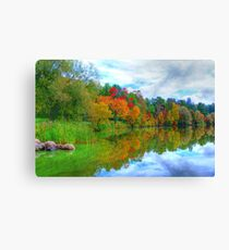 Excellence in Light & Reflection  Canvas Print