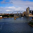 Circular Quay by Adam Northam