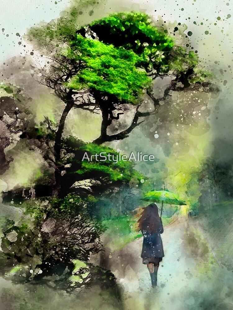 Natur Liebe von ArtStyleAlice