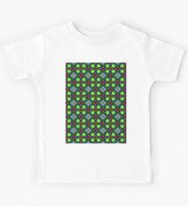 Psychedelic pattern Kids Clothes