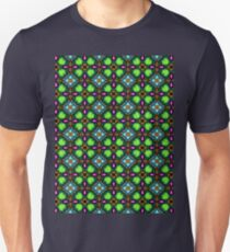 Psychedelic pattern Unisex T-Shirt