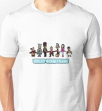 Stop Motion Christmas - Style B Unisex T-Shirt